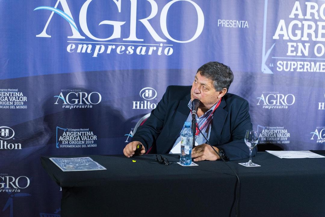 Domingo Capeloni - Presidente de Capeloni Semillas/AAPROTRIGO