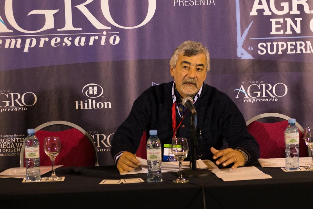 Raúl Fernández - Director de Agricultura de Río Negro