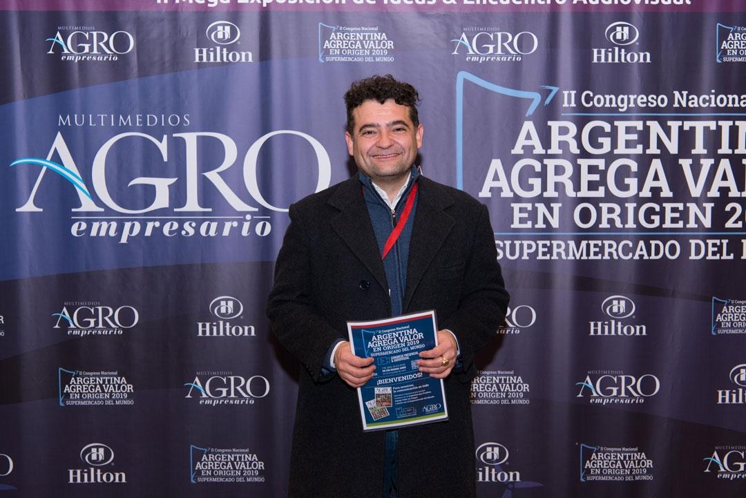 Alfredo Aciar - Jefe de Gabinete del Ministerio de Economía, Infraestructura y Energía, Mendoza
