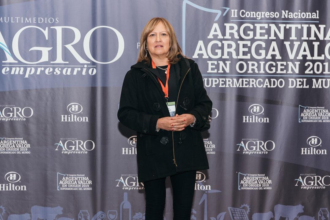Miriam Fernández - Propietaria de Mamma Rosa Alimentos Naturales