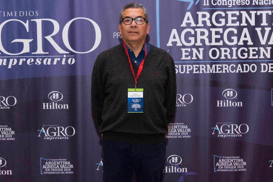 Héctor Joaquín Gutiérrez - Director de Desarrollo Económico Social de Jujuy
