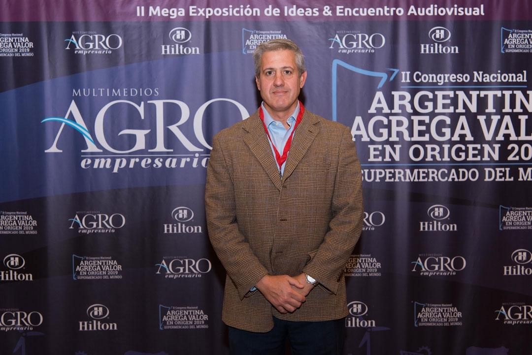 Gabriel Gualdoni - Expresidente de CAENA