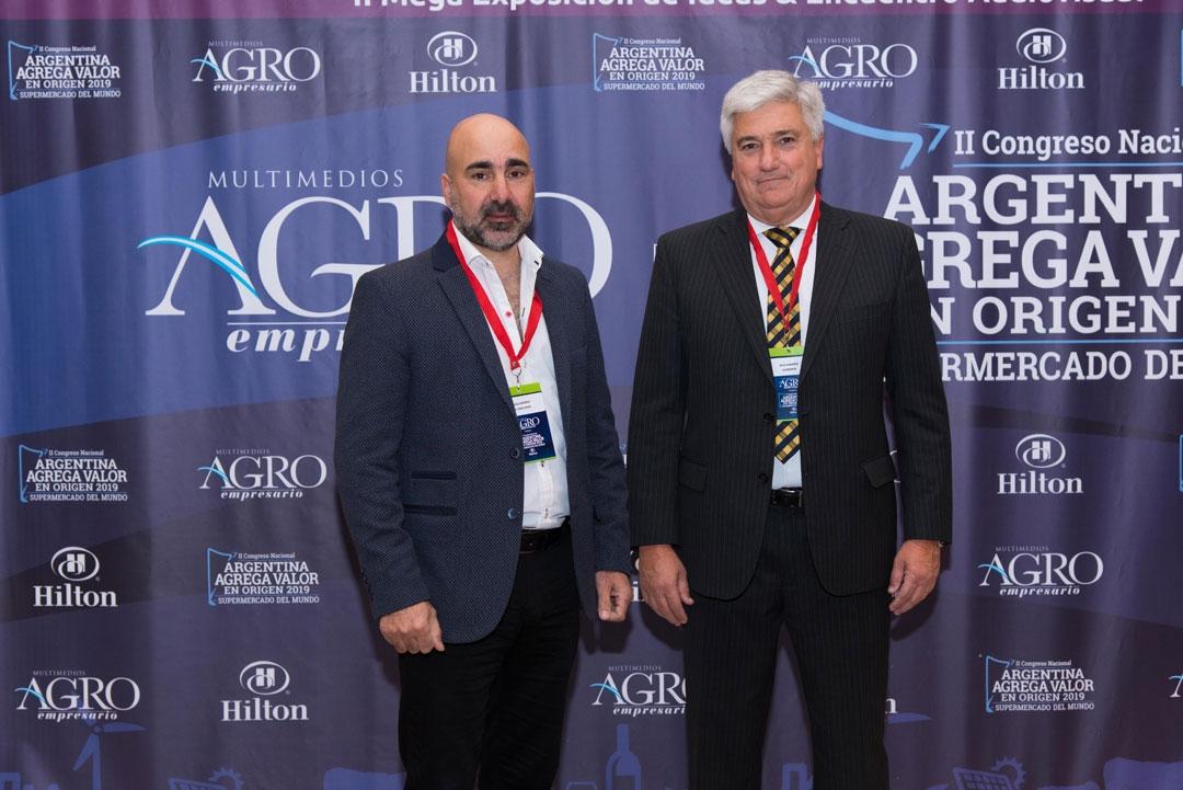 Alejandro Di Giacomo y Alejandro Gardien - Gerente General y Asesor, Promas