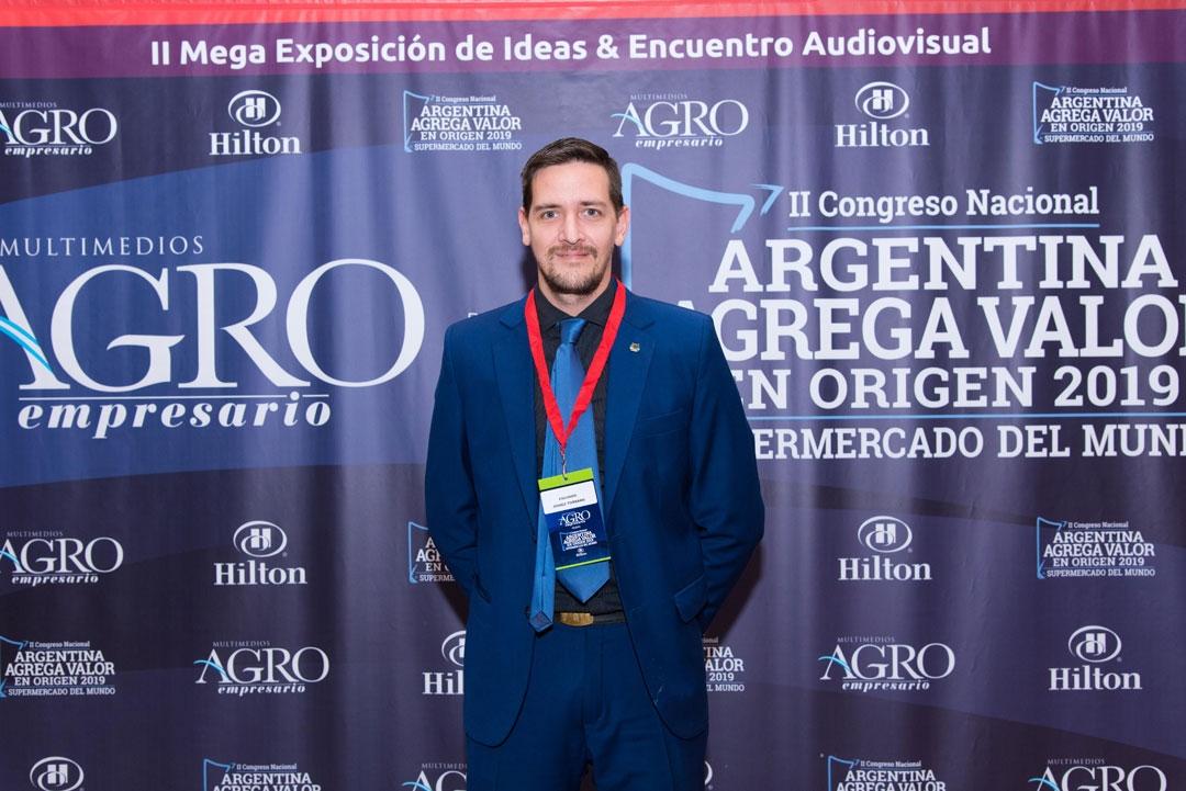 Facundo Gómez Torrano - Representante Institucional de Agricultores Federados Argentinos