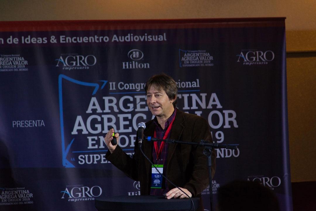 Enrique Kurincic - Gerente de Certificaciones Agroalimentarias del IRAM