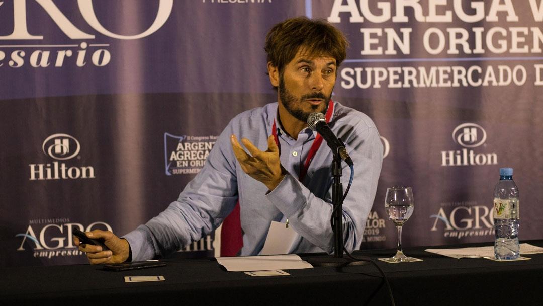 Agustín Benito - Socio Gerente de Sueño Verde