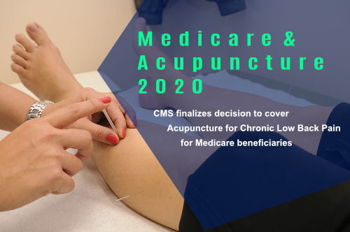 medicare coverage for acupuncture 2020
