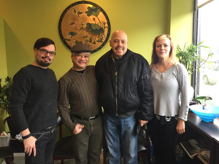 acupuncture healing center team in chicago chinatown