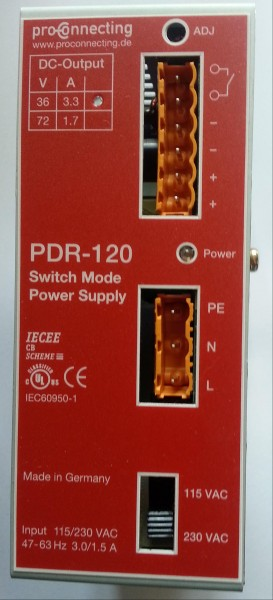 PDR-120-36/HSE01201.36T
