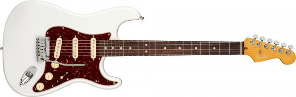 Fender American Ultra Stratocaster Arctic Pearl