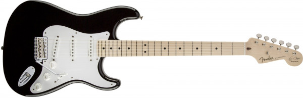 Fender Eric Clapton Strat Black