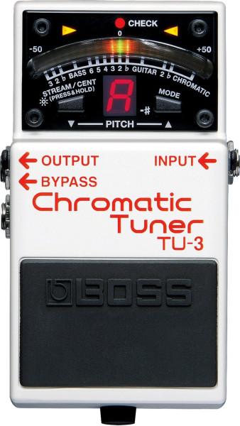 Boss TU 3 Chromatic Boden Tuner