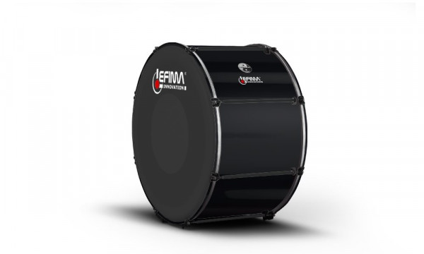"""Lefima Marching Bass Drum CarboStroke 24"""""""
