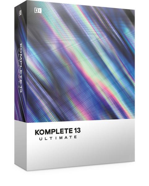 Native Instruments Komplete 13 Ultimate UPG K Select
