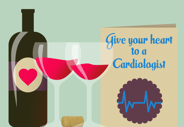 give your heart to a cardiologist this valentine's day