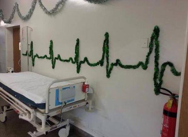 EKG Christmas