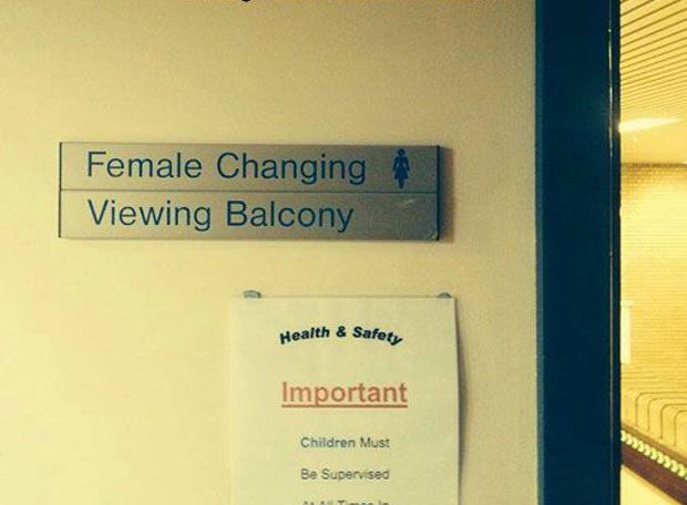 Female Changing Room