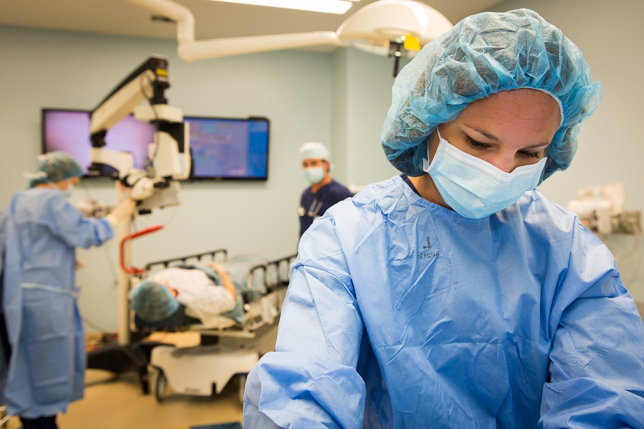 surgical tech job growth career opportunities