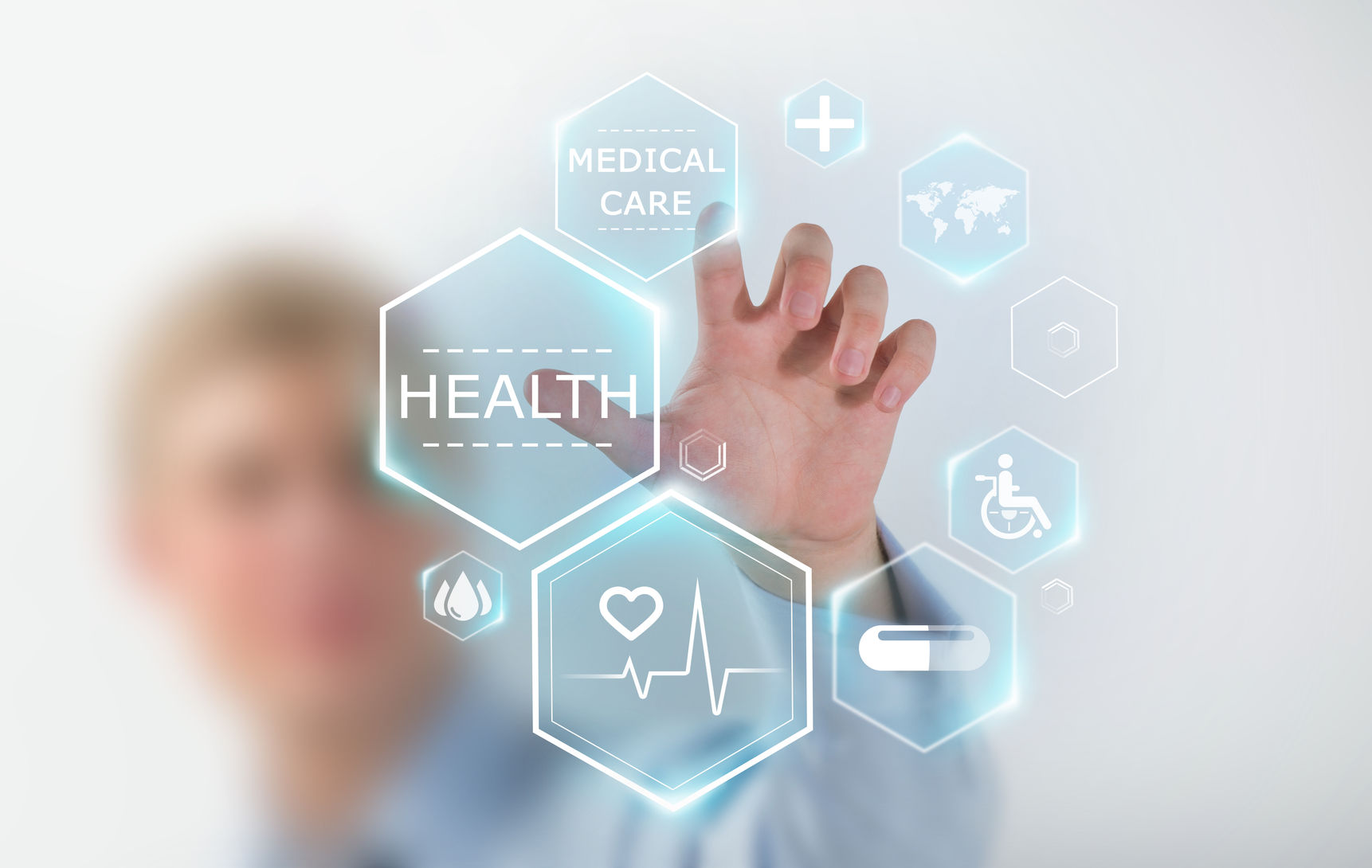 technology healthcare future health medical care trending