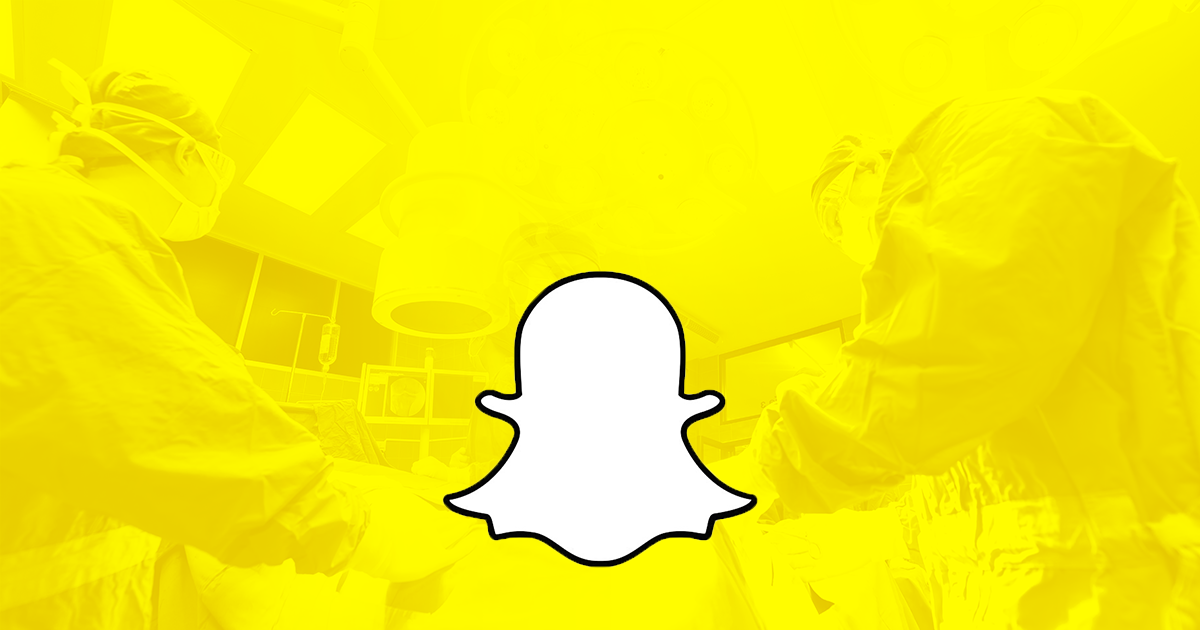 Are Snapchatting Plastic Surgeons Ruining Their Industry's Image?
