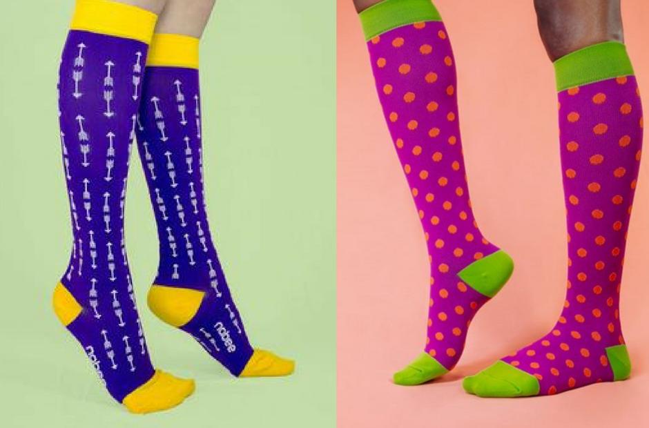 Fun Compression Socks