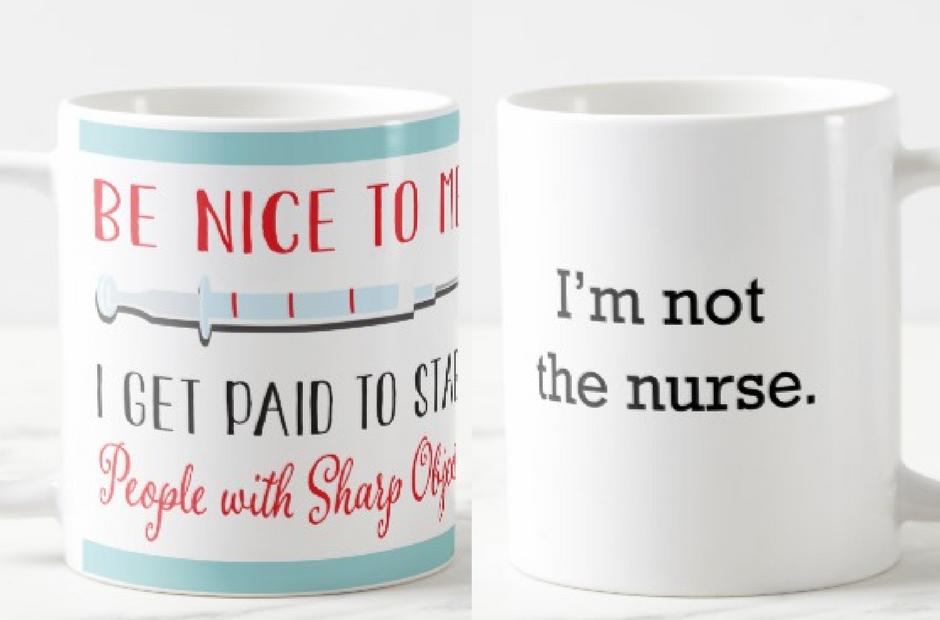 Witty Coffee Mug