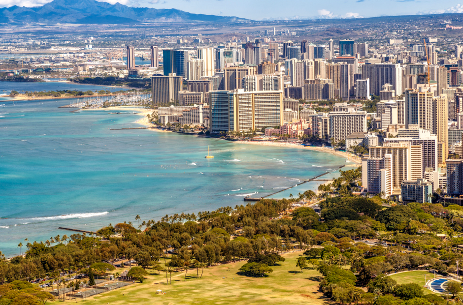 Best States for Healthcare - Hawaii - AIMS