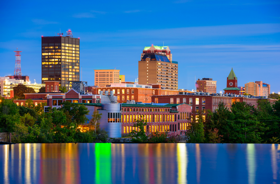 Best States for Healthcare - New Hampshire - AIMS