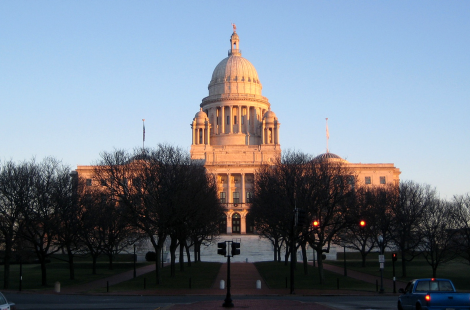 Best States for Healthcare - Rhode Island - AIMS