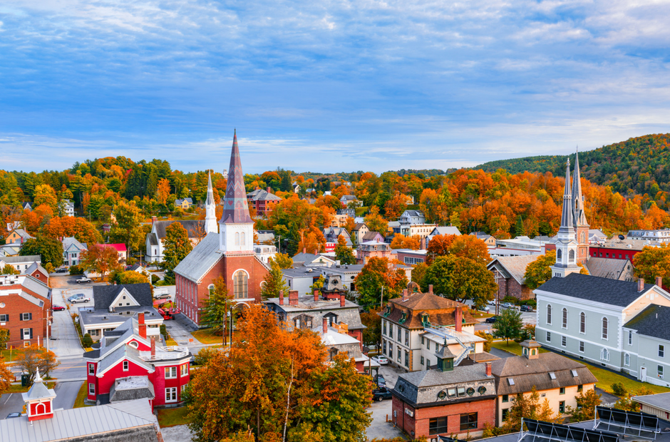 Best States for Healthcare - Vermont - AIMS