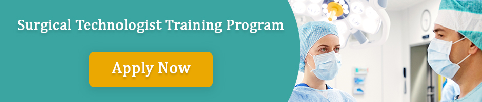 Surgical Technologist Training Program - AIMS Education