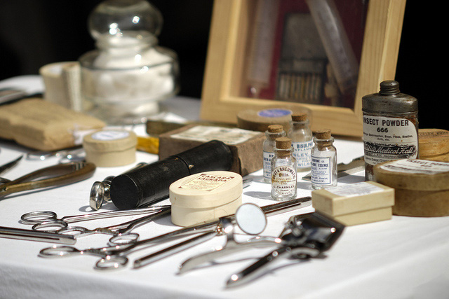 Medieval medical practices still in use today