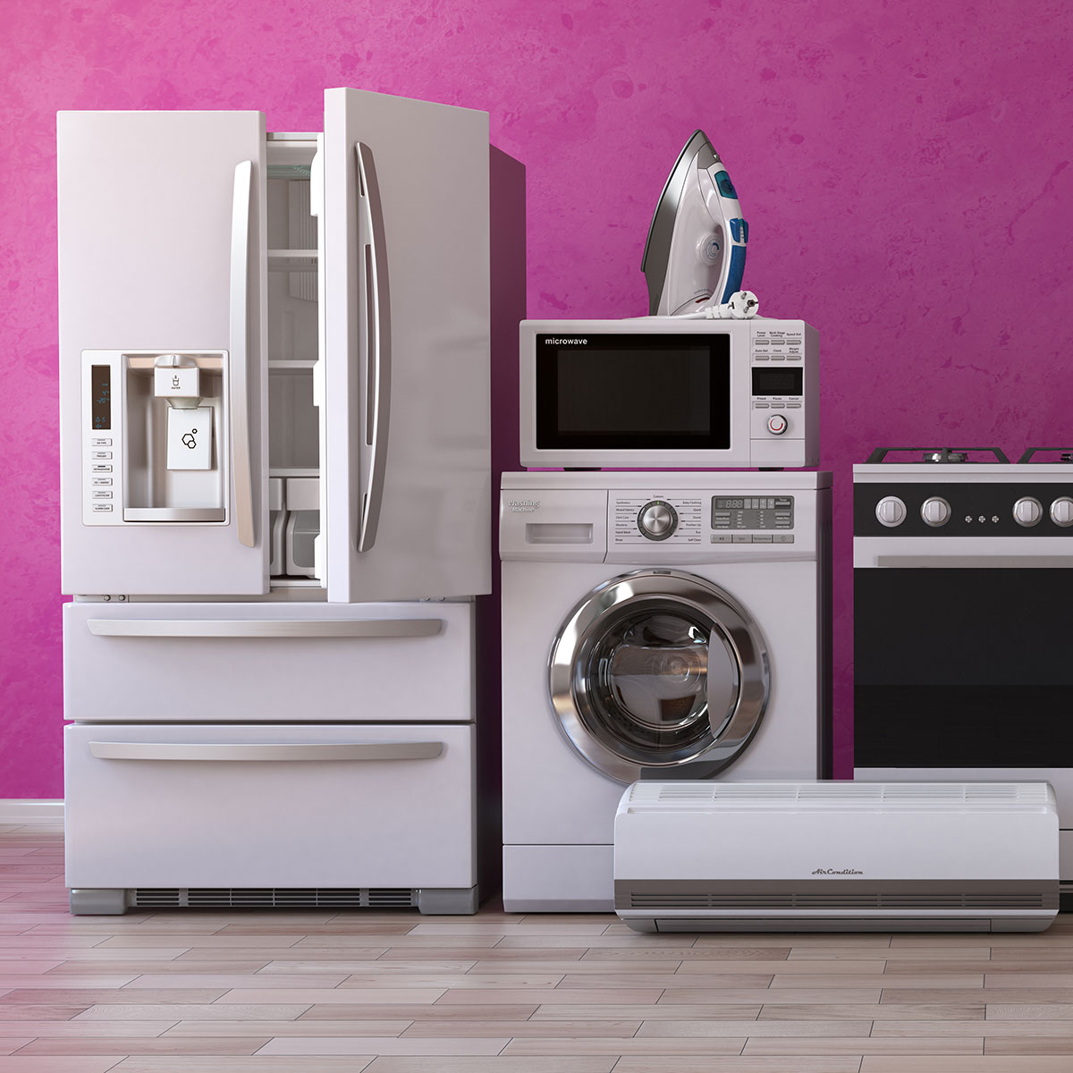 Nearly Half of Survey Respondents Want Energy Efficient Appliances in Their Homes