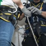 AGC Teaming with Autodesk to Create Custom Fitting Safety Harnesses for Women
