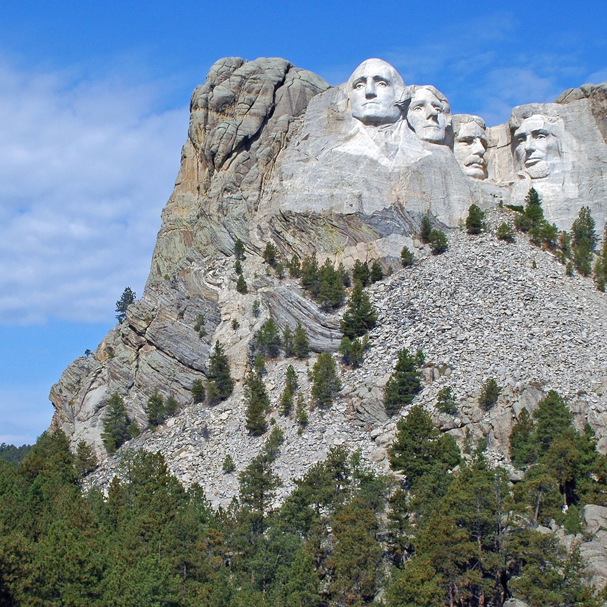Last Man Who Worked on the Construction of Mount Rushmore Dies at 98