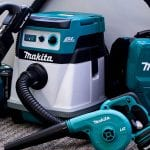 Makita's New Line of Pro Cleaning Tools Goes Cordless