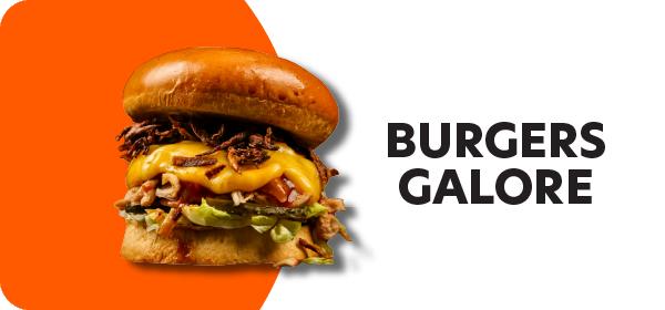Burgers Galore