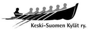 Keski-Suomen Kylät ry:n logo