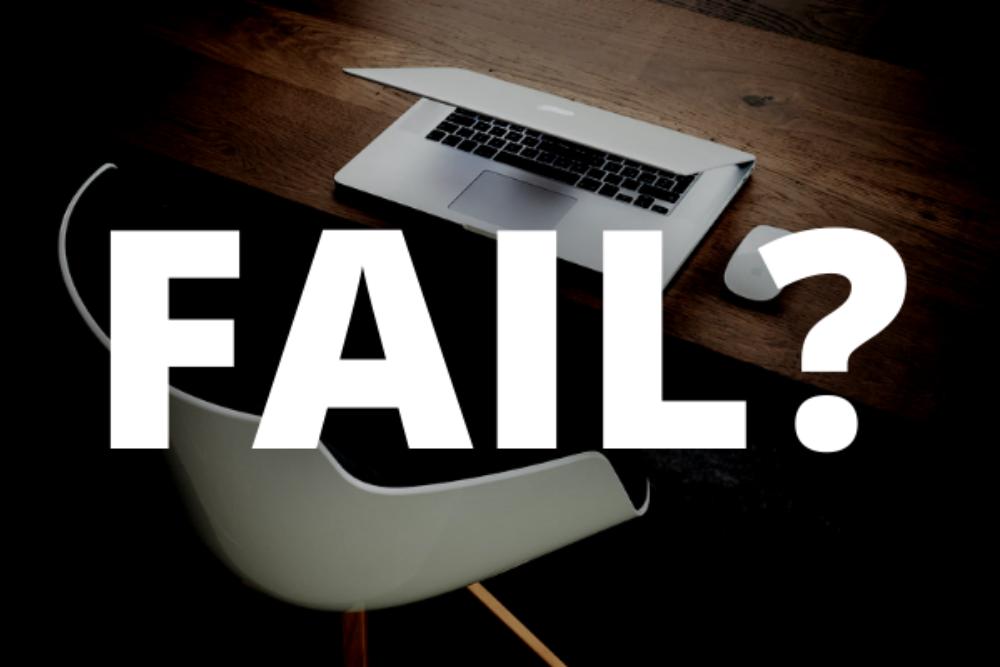 IoT project fail