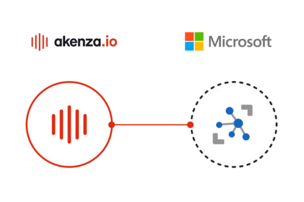 Azure IoT Hub intergration with akenza