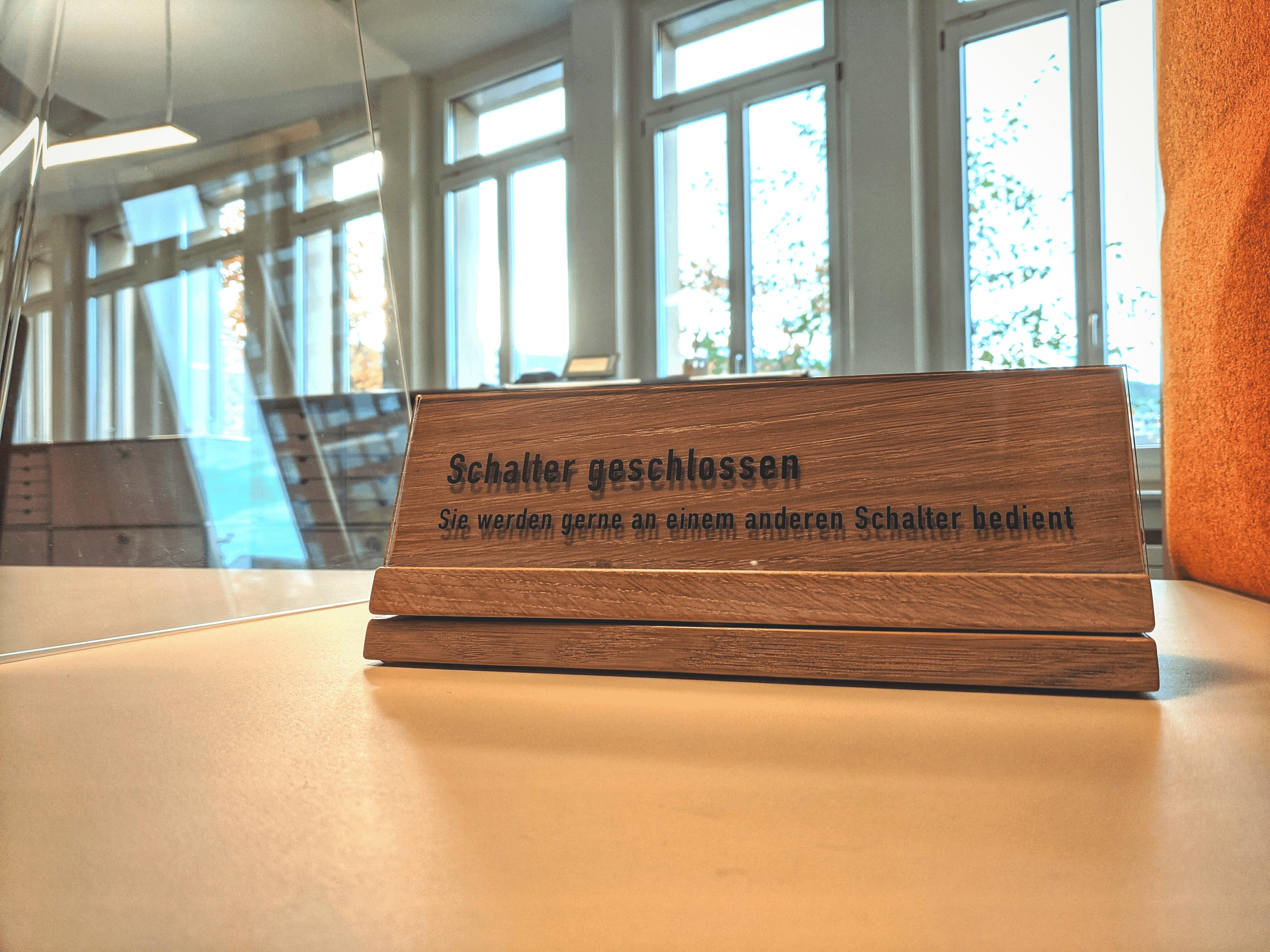 Wooden Label 1