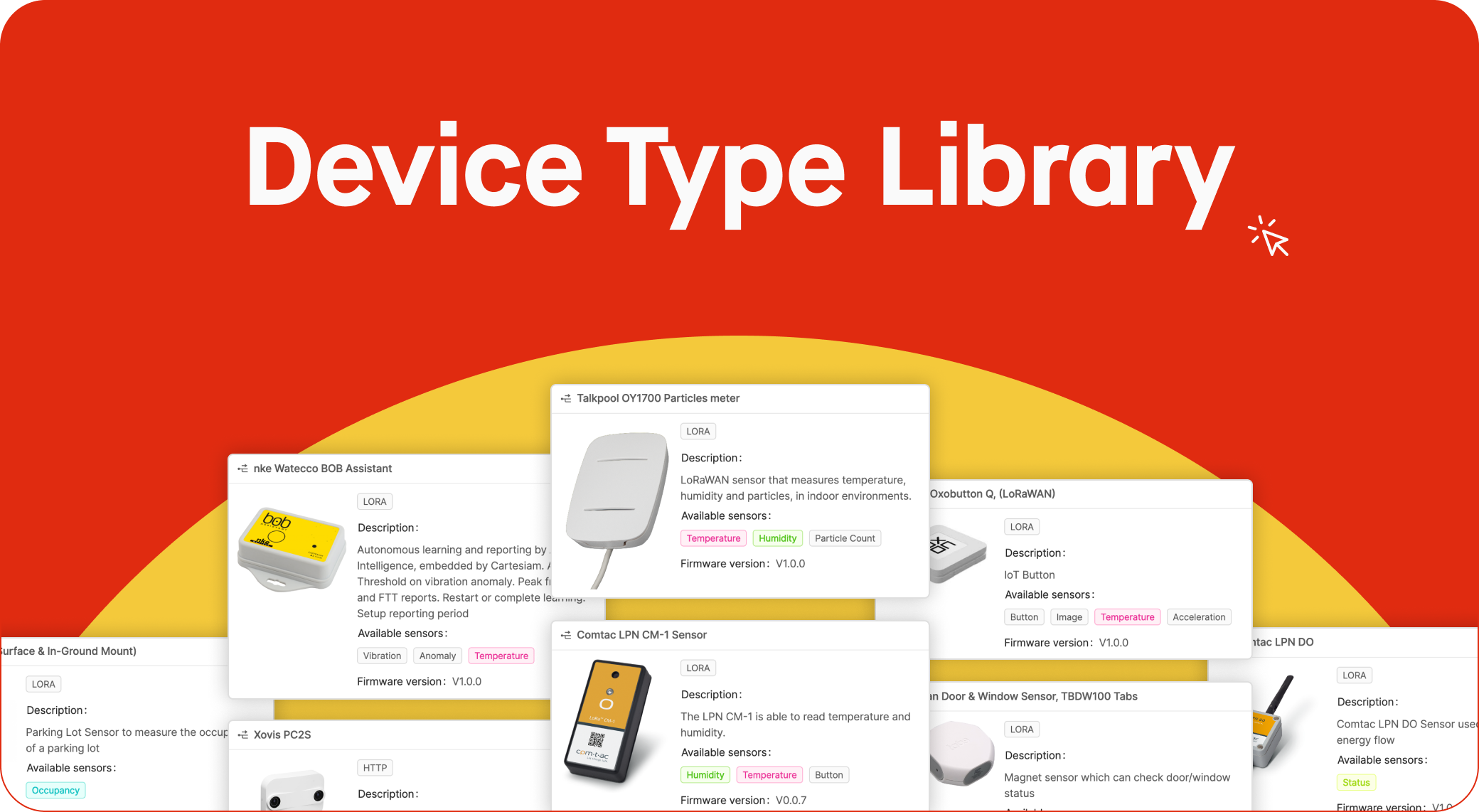 Device type library