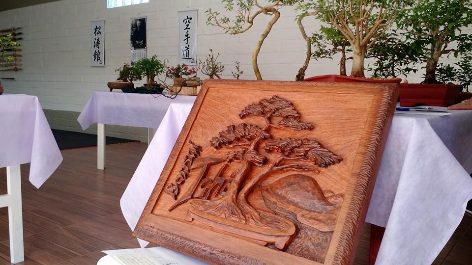 Mostra de Bonsai na AKIRS