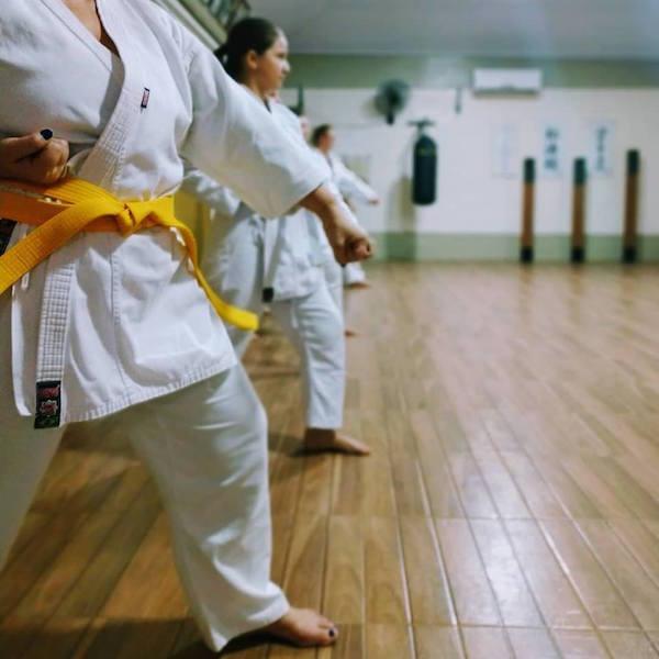 Karate-do feminino