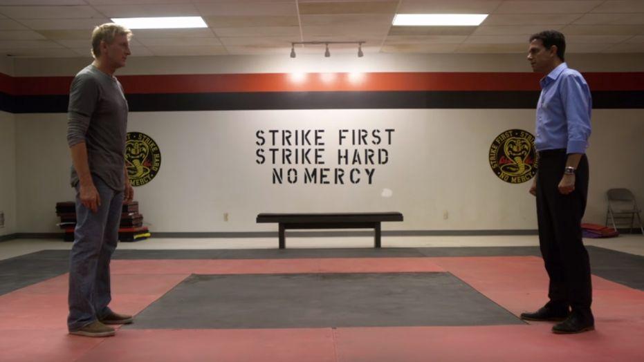 Cobra Kai: o karate de volta à mídia.