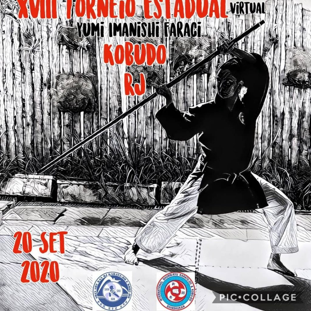 Torneio virtual de kobudo