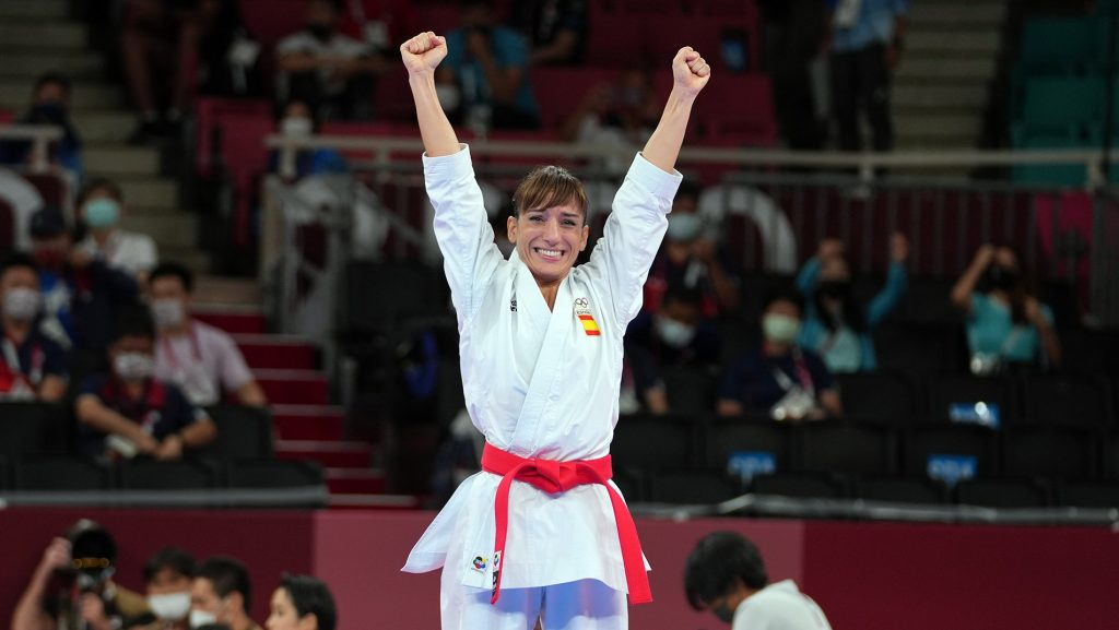 Karate estréia nas Olimpíadas
