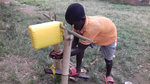 Training of Boys and Girls in making Tippy Taps for their communities and farms