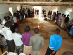 Reconciliation Ceremony with 'Unreached Youths'
