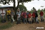 Mejorando la calidad de vida de la población de Columbus con Agua y Saneamiento